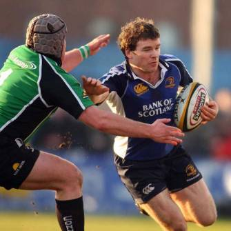 D'Arcy Hits 50 In Heineken Cup For Leinster
