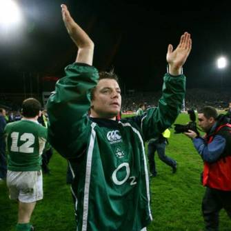 O'Driscoll Has Fond Memories Of His Under-19 Days