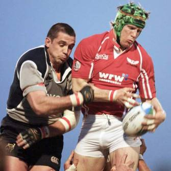 Champions Beaten By Fired Up Llanelli