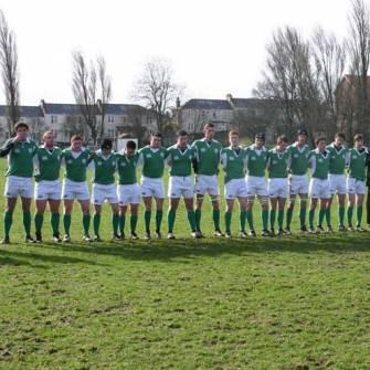 Ireland Under 18 Club Side Named
