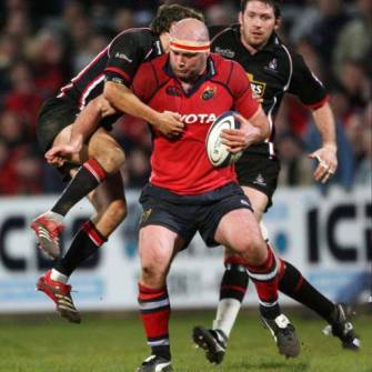 Hayes Named Munster Player Of The Year