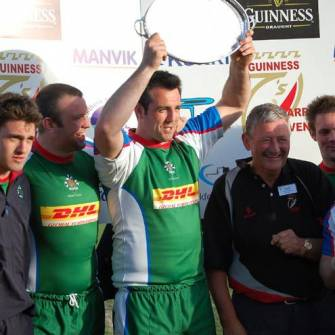DHL Exiles Sevens At Carrick And Kinsale