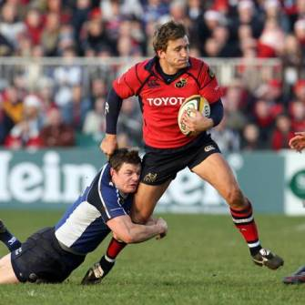 Munster Appoint Payne As Team Manager
