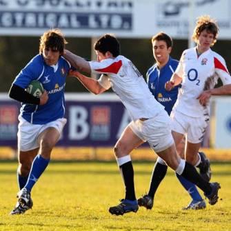 Italy Prepare To Challenge Ireland