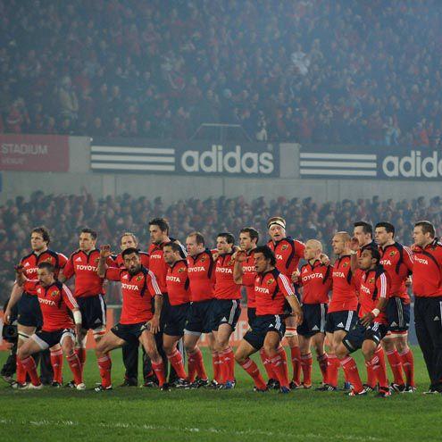 Post Match Audio Munster 16 New Zealand 18 Irish Rugby