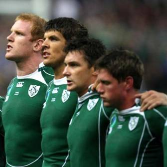 IRFU Confirm Player Availability For Guinness Series