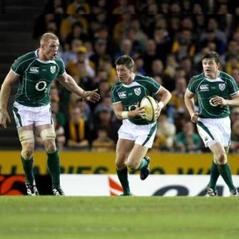 Ireland Squad Named For Training Camp