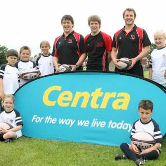 Ulster Rugby Summer Camps In Full Swing
