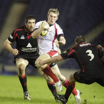 Ulster Select Squad For Ospreys Game