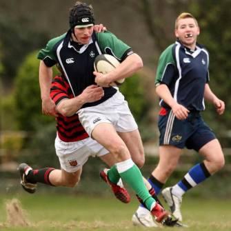 Ireland Under-18 Schools Squad Announced