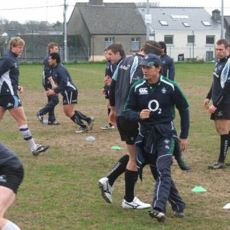 Kiss Helps With Connacht Preparations