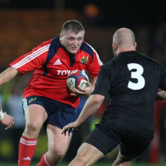 Munster Confirm Ryan's Departure