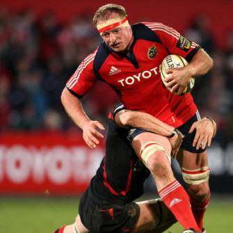 O'Driscoll Agrees New Munster Deal