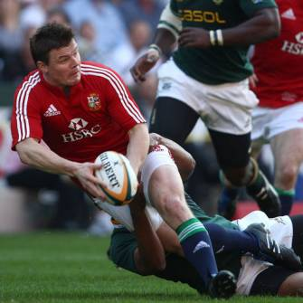 O'Driscoll Ruled Out Of Third Test