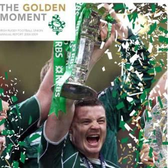 IRFU Annual Report – A Golden Season