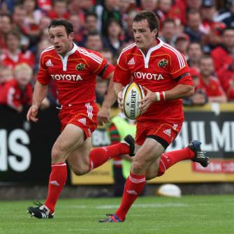 Late Leicester Try Denies Munster