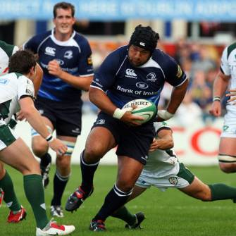Exiles Hand Leinster Home Defeat