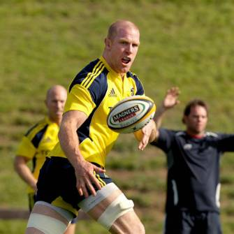 O'Connell Heads Munster Squad