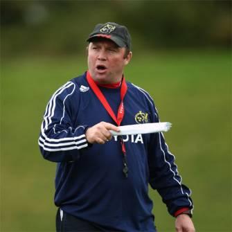 McGahan Extends Munster Deal