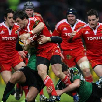 Munster Make Six Changes For Ulster Game