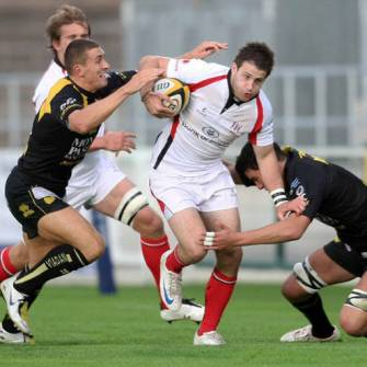 Ulster Add To Squad For Cardiff Clash