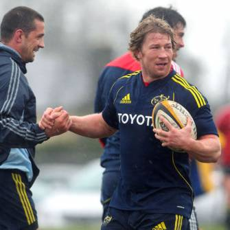Flannery Returns To Munster Squad