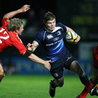 O'Driscoll Ruled Out For Leinster