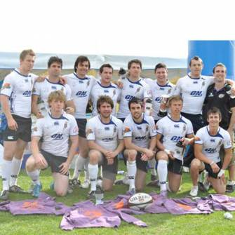 DCU Finish On Top In All-Ireland Student Sevens