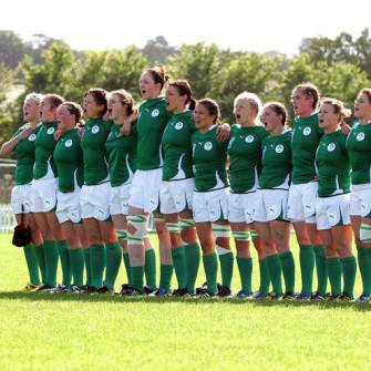 Ireland Women's Team Announced For Play-Off