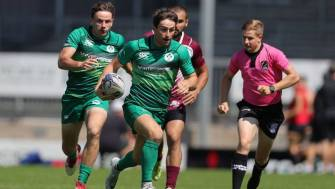 Ireland Men To Face 'Top Quality Opposition' In Dubai 7s Invitational