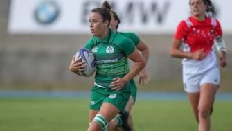 Galvin Returns To Ireland Women's Sevens Squad For Dubai 7s