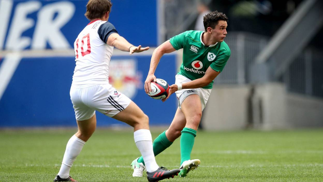 Irish Rugby | Head-To-Head: Ireland v USA