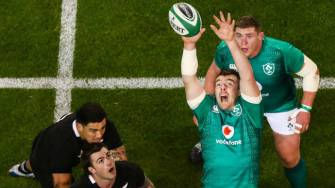 Ireland Injury Update Issued Ahead Of Final GUINNESS Series Match