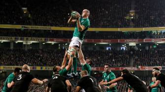 Ireland Reach New Points High In World Rankings