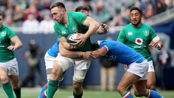 In Pics: Ireland 54 Italy 7