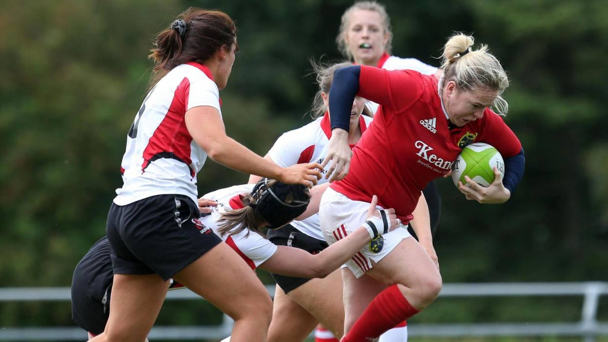 Crunch Clash To Decide Women's Interpro Winners