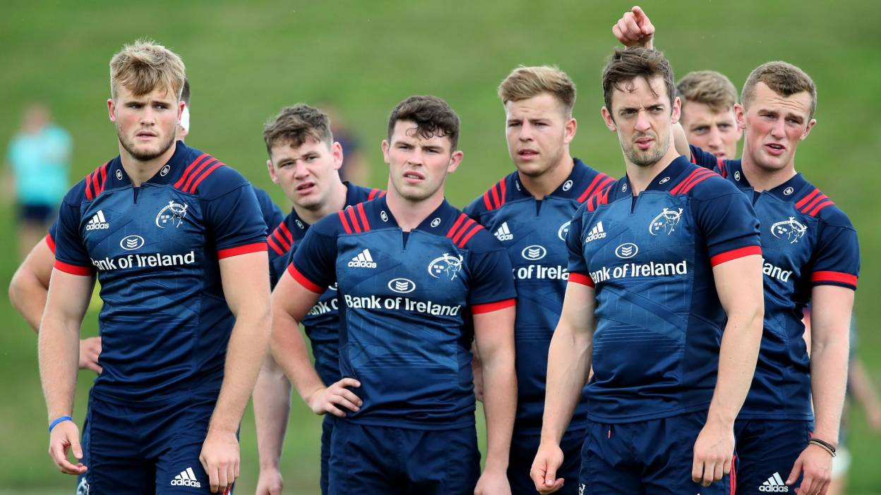 a93a711beaab7 Irish Rugby | Opportunity Knocks For Munster's Young Guns