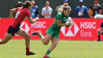 Video Replays: Ireland Women's RWC Sevens Matches In San Francisco