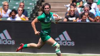 Murphy Crowe Double Does The Damage For Ireland Women Against England