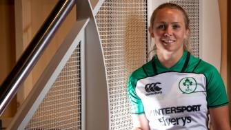 Baxter 'Buzzing' For Her Fourth World Cup Tournament