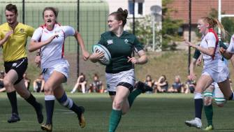 Ireland U-18 Women Enjoy Clean Sweep Of Home Nations Sevens Wins
