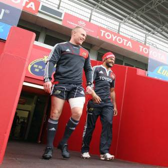 Flannery On The Bench As Munster Make Seven Changes
