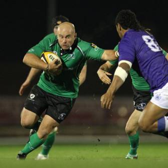 Six Changes For Connacht