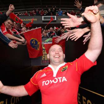 In Pics: Munster Magners League Celebrations