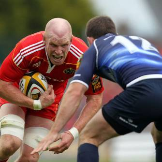In Pics: Munster 19 Leinster 9