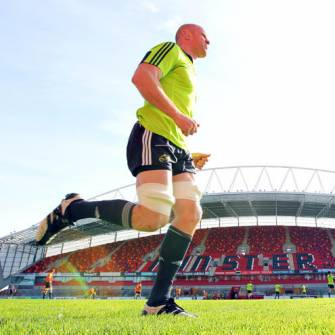 O'Connell On The Bench For Munster