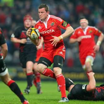 Hurley Suffers Knee Injury