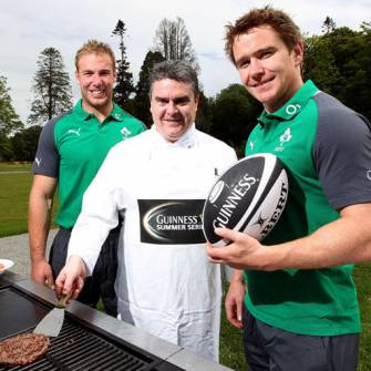 GUINNESS Summer Series Tickets Selling Fast