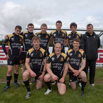 Buccaneers Build Up For Athlone Sevens