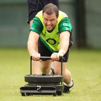 Irish Rugby TV: Marcus Horan